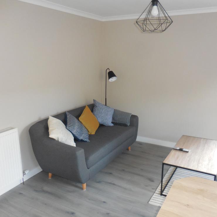 Projekto livingroom ferry street investment property Montrose